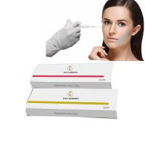 China 2019 cross linked hyaluronic acid gel 1ml dermal filler for lip and face wholesale