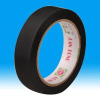 China Silver / Black Cloth Duct Tape wholesale