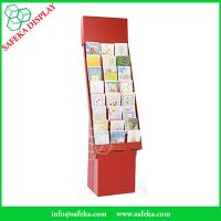 Quality Creative design China Manufacturer Paper material shelf cardboard point of sale for sale