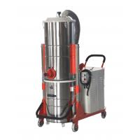 China Automatically Concrete Grinding Vacuum Cleaners With PTEE Filter 5.5KW Power wholesale