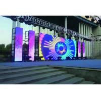 China Seamless P3.91  LED Display , Outdoor Rental Led Screen Lower Power Consumption wholesale