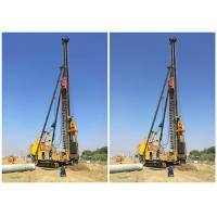 China PHC Pile Hydraulic Pile Driving Hammer No Pollution ISO9001 Certification wholesale