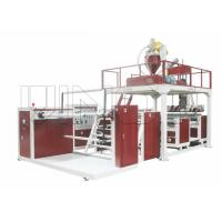 China Vinot Brand 3800kg - 6000kg/24H High Speed Air Bubble Film Machine HDPE / LDPE Material Model No. DY-2000 wholesale