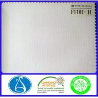 China high quality cotton woven fusible interlinings for garment accessories soft, hard etc.handfeel shirt collar interlinings on sale