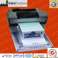 China 5 Colors/6 Colors A3 LED UV Flat-Bed Printers (Epson 1390 Updated) wholesale