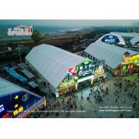 China International Beer Festival Qingdao Station Sports Shelter Tent LIRI Aluminum Structure For Holiday wholesale