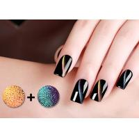 China Free Sample Odorless No Yellowish Mysterious Color 5D Cat Eye Gel Polish with GMP Cert wholesale