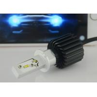 China 2 X H3  Luxeon ZES 12V LED Headlight 70W 8000LM LED Fog Lights wholesale