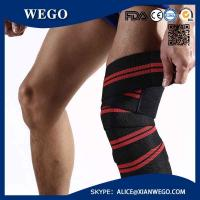 China Knee Wraps (Pair) for Cross Training Wods, Gym Workout, Weightlifting, Fitness & Powerlifting - Knee Straps for Squats wholesale