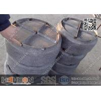China Stainless Steel Knitted Wire Mesh Demister Pad wholesale