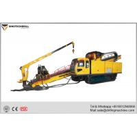 China FDP -245 Trenchless Hdd Machine , Directional Boring Equipment 245 Ton wholesale