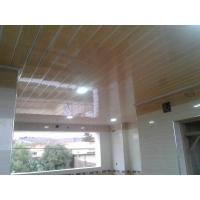 China Light Weight PVC Wood Panels , Interior Pvc Cladding For Office / Hospital wholesale