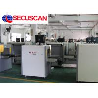 70Kv Reliable Performance X Ray Security Baggage And Parcel Inspection Scanner Machine