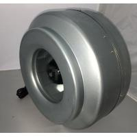 China galvanised Sheet Steel Inline Circular Duct Fan For Lab Instrument Room wholesale