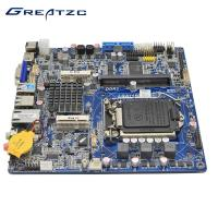 China High Speed Mini ITX LGA1150 Motherboard , Intel H81 Chipset Motherboard DC19V wholesale