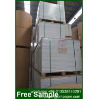 Quality 100% Virgin Wood Pulp Ivory Board Paper FBB for sale