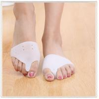 China Gel Insoles Pad Toe Protector Bunion Hallux Valgus Separators wholesale