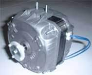 laminated stator cores for shaded pole motor