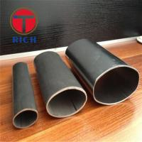 China A53 - A369 ST35 - ST52 TORICH Elliptical Steel Pipes Oval Special Steel Tube wholesale