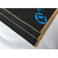 China 800mm Length Sound Proof Material No Crack Black EPDM Sound Absorbing Material on sale