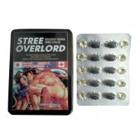 China Stonger Version Natural Male Sex Enhancement , Street Overlord Sex Enhancement Pills wholesale