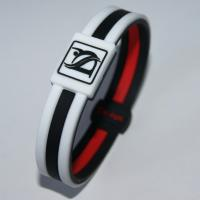 China Energy Balance Power bands with negative ions Silicone Balance Bracelet Manufacturer on sale