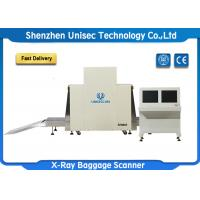 China X Ray Large Baggage And Parcel Bag Checking Machine With High / Low Energy For Government Security Check. on sale