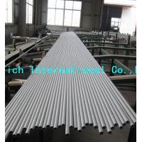 China A928 / A928M S32205 Ferritic / Austenitic Duplex Electric Fusion Welded Pipe wholesale