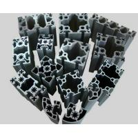 China Aluminum Assembly Line Industrial Aluminum Profile With Cutting / Drilling wholesale