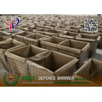 China Mil3 1m high Military Defensive Gabion Barrier    China HESCO Barrier Factory wholesale