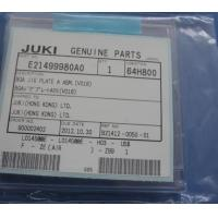 China JUKI NGA JIP PLATE A ASM E21499980A0 on sale