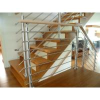 Anti - Rust Stainless Steel Pipe Railing Wrought Iron Corrosion Resistance