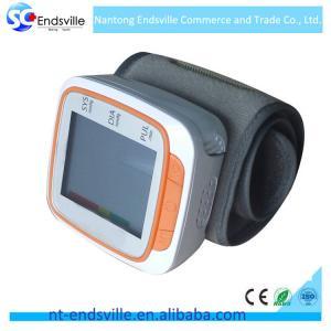 China Digital design min wrist blood pressure monitor for health care wholesale