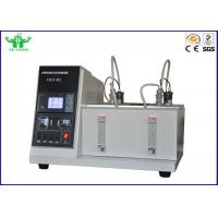 China Rancimat Method Oil Analysis Equipment For Biodiesel Oxidation Stability wholesale
