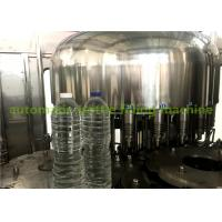 China Automatic Beverage Filling Machine For Bottling Water / Mineral Water Production Line wholesale