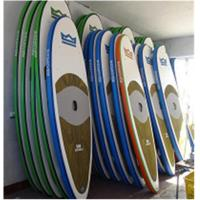 China Custom Kids Sup Board , Inflatable Stand Up Paddleboards High Performance wholesale