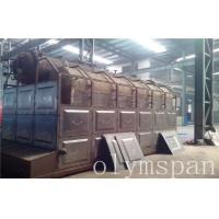 China Radiant Heat Heavy Condensing Oil Fired Steam Boiler Efficiency of Alloy Steel wholesale