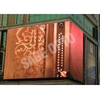 Quality Big Led Screen For Advertising Outdoor , Wall Led Display P5 Mm Fixed Installati for sale