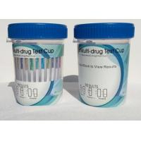 China High Accuracy Rapid Test Kit Drug Addiction Test Cup For Pre - Employment wholesale