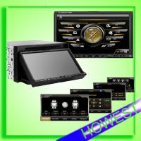 China 7inch Two din car dvd player on sale