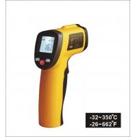 China 350 Degree Ceisius Non Contact Digital Laser Infrared Thermometer Response Time 500ms wholesale
