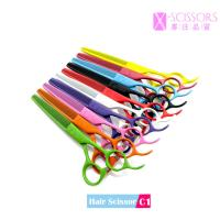 China Multi colors high quality hair scissors C2 wholesale