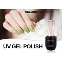 Quality Salon Use UV LED Gel Nail Polish With More Than 900 Colors No Buble for sale