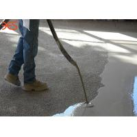 High Strength Self Leveling Floor Compound Dry - Mixed Mortar / White Color for sale