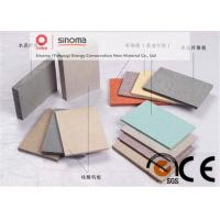 China Non Asbestos 12mm Compressed Fibre Cement Sheet Waterproof Pressed Board wholesale