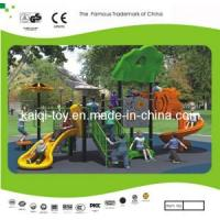 China Nice Looking Rhyme of Sea Sailing Series Outdoor Playground Equipment (KQ10078A) wholesale