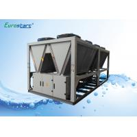 China Classical R134A Gas Air Cooled Screw Chiller Commercial ISO9001 Certificates wholesale
