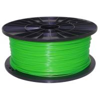 China 3d printer filament ABS 1.75mm 1kg Fluorescence Green wholesale