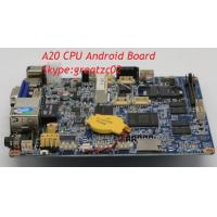 China Industrial Grade Android Motherboard A20 CPU ARM Board Android wholesale