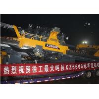 China 68T HDD Rig Horizontal Directional Drilling Machine with Mud system and trackers wholesale